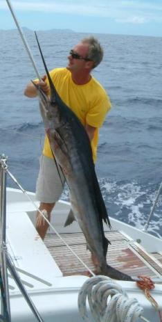 Pêche au gros aux Antilles