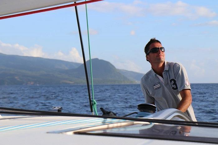 François capitaine - chef de base