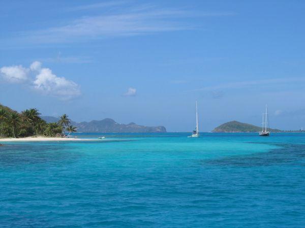 Grenadines - Tobago cays