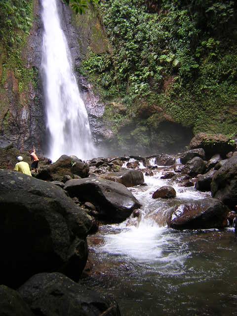 Dominique - cascade